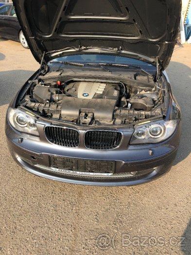 Prodám motor z BMW e87 118d 105kw N47D20A naj. 70tis km