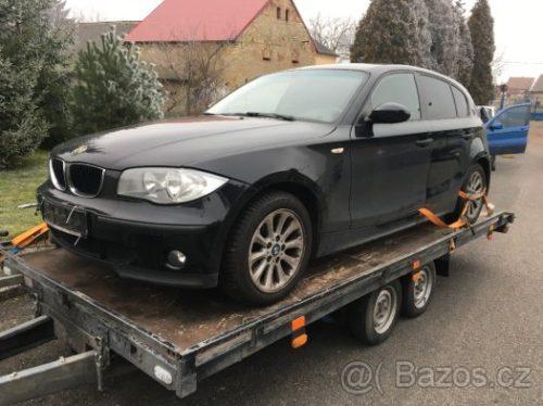 Prodám náhradní díly z BMW e87 116i 118i 120i