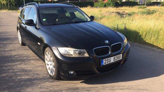 Prodám náhradní díly z BMW e91 320d 330d 330xd