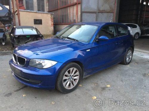 Prodám náhradní díly z BMW e81 116i , 116d , 118d