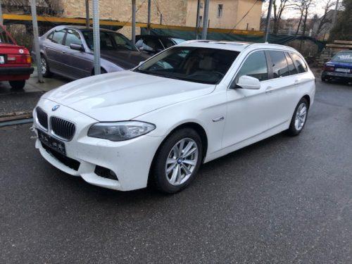 Prodám náhradní díly z BMW F10 F11 530xd 190kw 2012