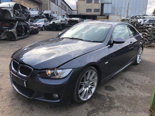 Prodám náhradní díly z BMW e92 335d 210kW najeto 80tis