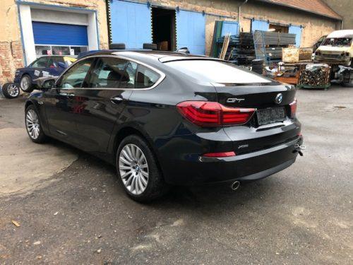 Prodám náhradní díly BMW F07 LCI 535d xdrive GT 230kw 2015