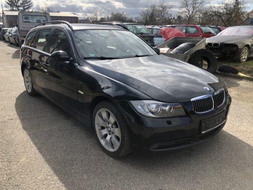 Prodám náhradní díly z BMW e91 325i 160kw manuál najeto 148t