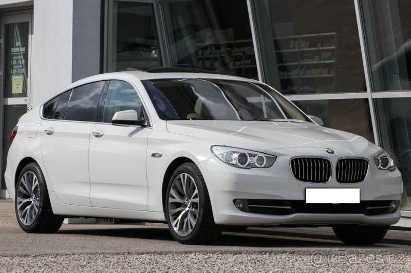 Prodám náhradní díly z BMW F07 520d 135kw, 2012