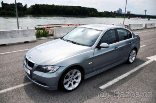 Prodám náhradní díly z BMW e90 318d 320d