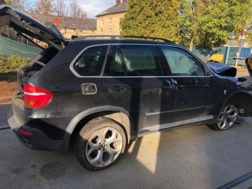 Prodám náhradní díly z BMW X5 e70 3,0sd 210kw 2009