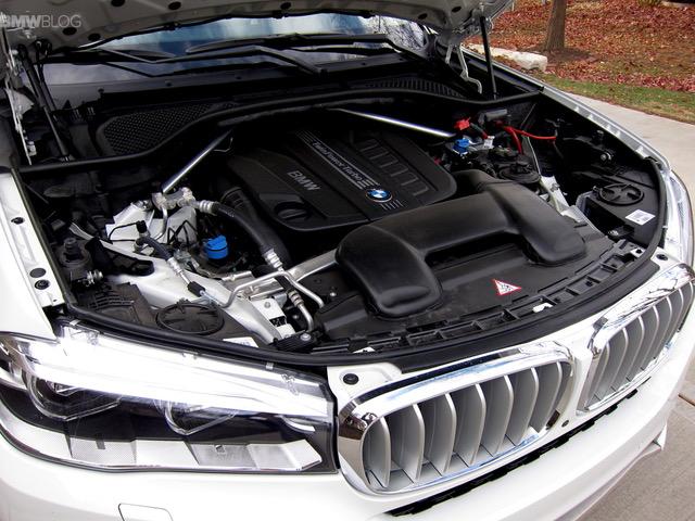 Prodám motor z BMW F15 40d 230kw, najeto 60tis km, rok 2018