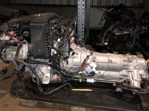 Prodám motor z BMW X5 F15 2019, 30d 190kw, najeto jen 30tis