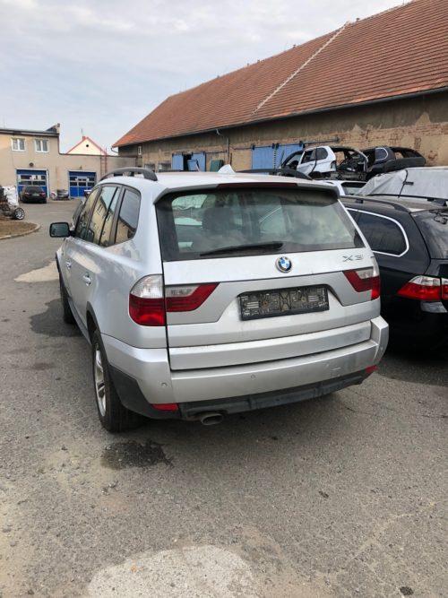 Prodám náhradní díly z BMW X3 e83 2,0d 3,0d 3,0sd