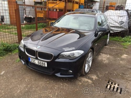 Prodám náhradní díly z BMW F11 520i 530i 535i
