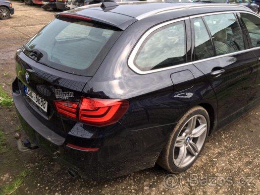 Prodám náhradní díly z BMW F11 520d 530d 535d