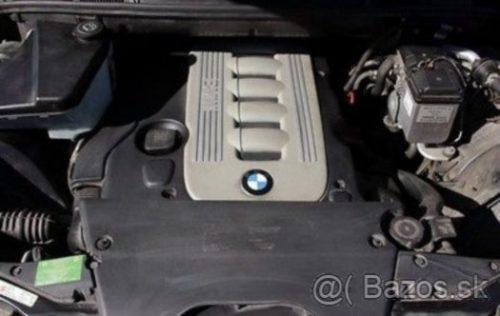 Prodám motor z BMW e60 306D2 M57D30 ,EURO3 najeto 220tis km