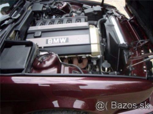 Prodám motor z BMW E34 520i M50B20, 110kw