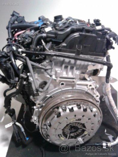 Prodám úplně nový motor z BMW F20 120d Xdrive 140kw B47D20