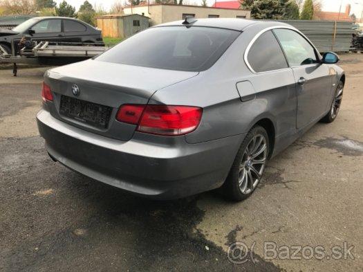 Prodám náhradní díly z BMW e92 320d 320i 330d 330i