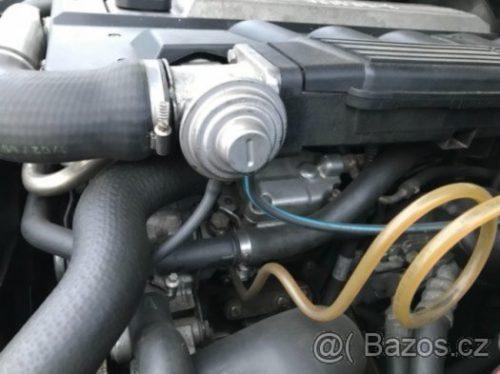 Prodám motor e39 525TDS 105kw, najeto jen 165tis km