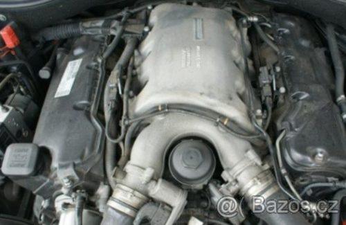 Prodám motor z BMW e65 745D 245kW M67D44, najeto jen 110tis