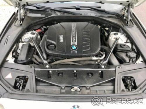Prodám motor z BMW F11 F10 530d 180kw,najeto 120tis,N57D30A