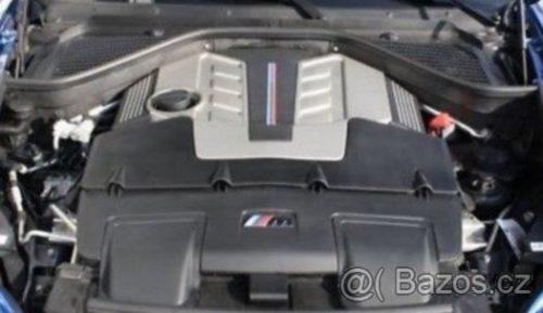 Prodám motor z BMW X5 M S63B44 414kw , najeto 90 tis km