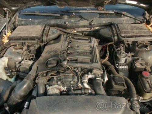 Prodám motor z BMW e39 525d 256D1 M57D25 , najeto 250 tis km