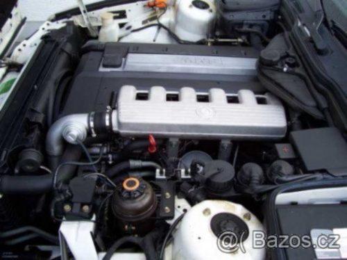 Prodám motor z BMW e34 525tds 256T1 , najeto 300 tis km