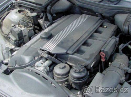Prodám motor z BMW e39 523i M52B25TU , najeto 170 tis km