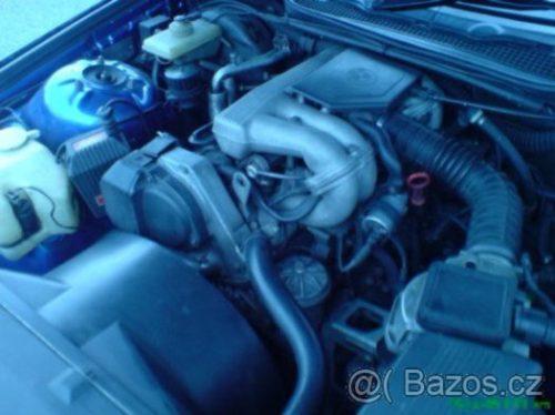 Prodám motor z BMW e36 316i M40B16 , najeto 250 tis km