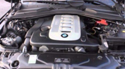 Prodám motor z BMW e61 530Xd 173kW, 2008, najeto 160tis km