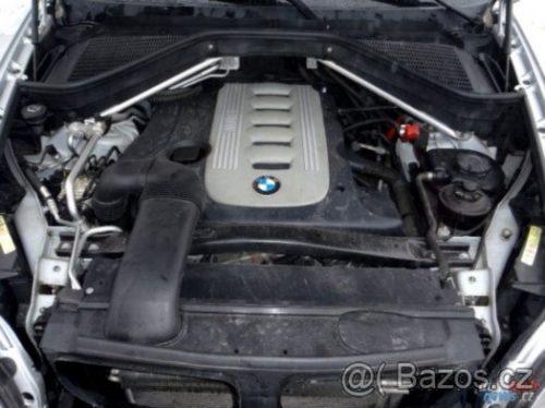 Prodám motor z BMW e70 3,0d 173kW, 2008, najeto 180tis km