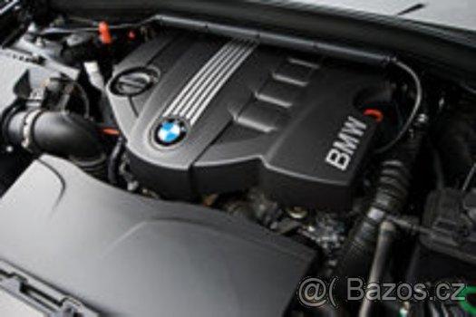 Prodám motor z BMW e81 123d 150kw 2009, N47D20D, 180tis km