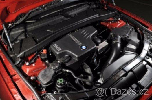Prodám motor z BMW X1 e84 23d xdrive 150kw, N47D20D