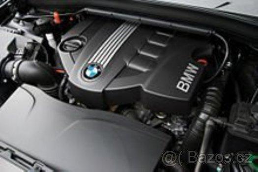 Prodám motor z BMW e90 318d 105kW, N47D20A, 180tis km