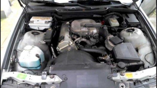 Prodám motor z BMW e36 316i M43B16 , najeto 250 tis km