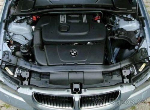 Prodám motor z BMW E90 320d M47N2, 204D4, 120tis km