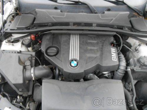 Prodám motor z BMW E90 320d N47D20C, 233tis km
