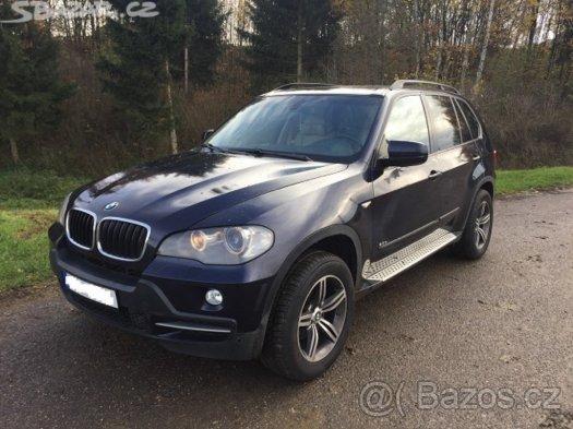 Prodám náhradní díly z BMW X5 e70 3,0sd 3,0d 4,0d