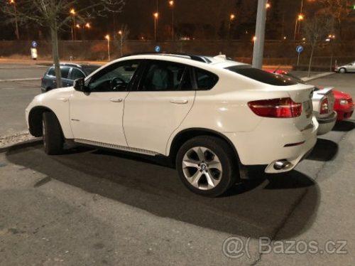 Prodám náhradní díly z BMW X6 e71 3,0d 4,0d