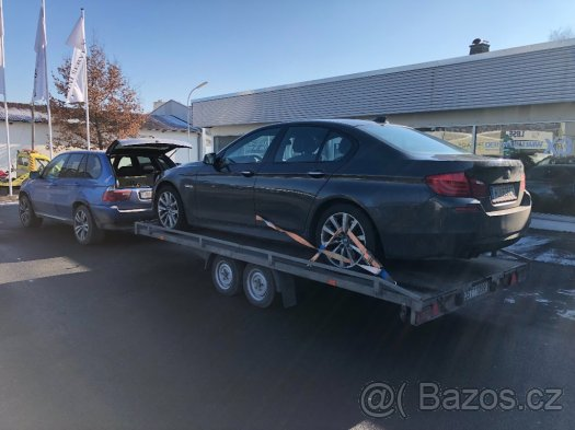 Prodám náhradní díly z BMW F10 520d 525d 530d 525xd 530xd