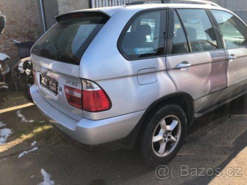 Prodám náhradní díly z BMW X5 e53 3,0i 4,4i 4,6is