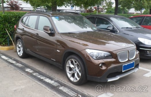 Prodám náhradní díly z BMW X1 18i 20d 20dx 20ix