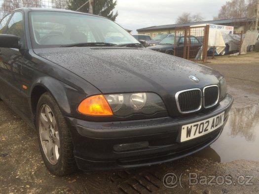 Prodám náhradní díly z BMW e46 316i 318i 320i 325i