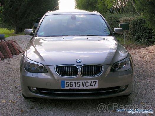 Prodám náhradní díly z BMW e60 520i 525i 525xi 530i 535i