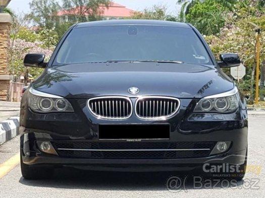 Prodám náhradní díly z BMW e60 520d 525xd 530d 530xd