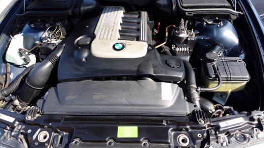 Prodám motor z BMW e39 530d 142kw, najeto 250tis km