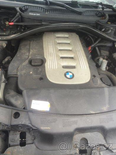 Prodám motor z BMW e83 X3 3,0d 150kw, 306D2 najeto 147tis
