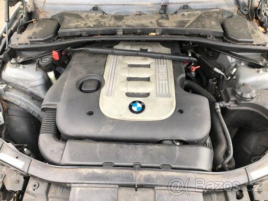 Prodám motor z BMW e92 330d 170kw najeto 180tis km 306D3