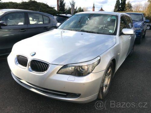Prodám motor z BMW e61 530d 173kw 306D3 210tis km