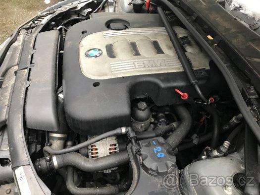 Prodám motor z BMW e92 325d 145kw 306D3 najeto jen 60tis km