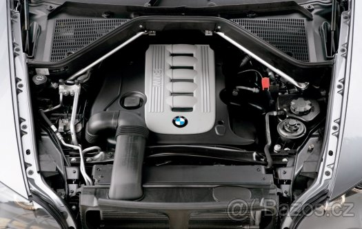 Prodám motor z BMW X5 e70 3,0d 173kW, 2008, HOTOVÉ ROZVODY